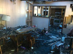 Fire Damage Restoration & Repair - Cincinnati, Milford & Surrounding Areas